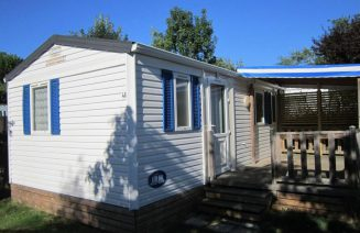 Mobil-home Super Mercure Famille 5/6 pers